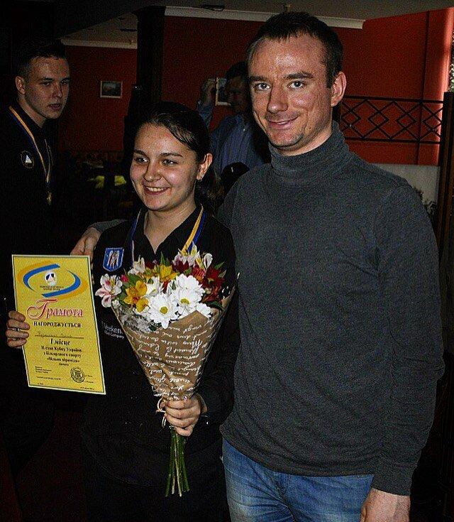 KaEzR1NCL1o Лучшие ученики! 3 подряд победы на  украинских турнирах!